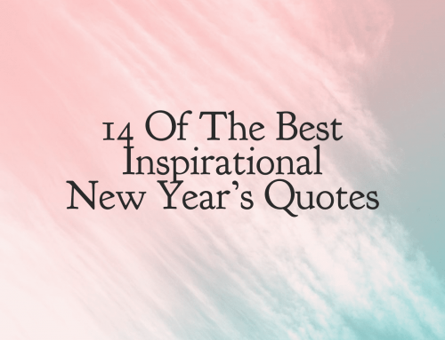 17 Best Inspirational New Year's Quotes