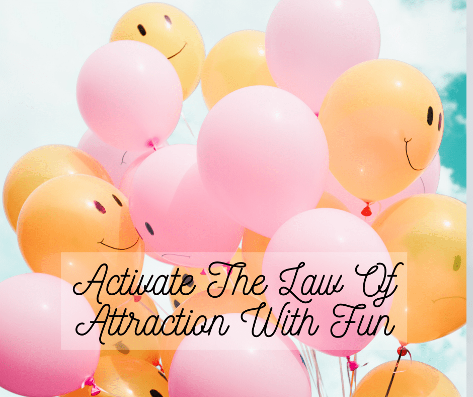 Activate the law of attraction